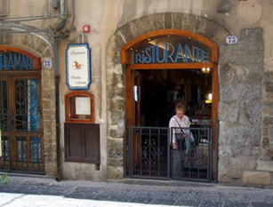 Whitings Writings - La Vecchia Marina, Cefalù